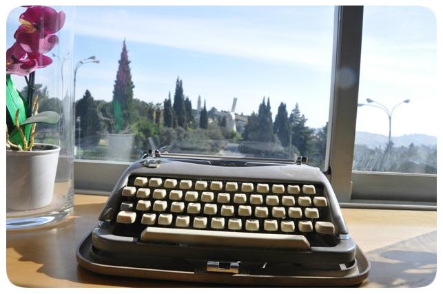 נוף מחלון במשרדנו